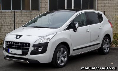 Peugeot 3008 Руководство по эксплуатации