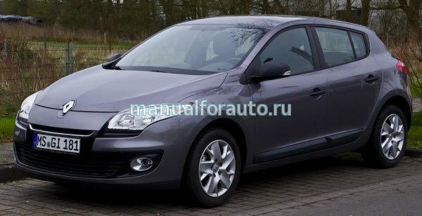 Установка сигнализации Renault Megane 3
