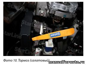 точки подключения Хонда Аккорд