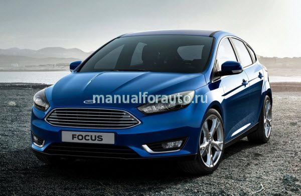 Форд Фокус 3 с 2015 года