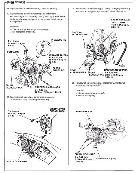 Руководство по ремонту хонда аккорд